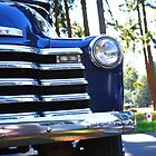 Good Ol&#x27; Chevrolet by Cherie Baxter