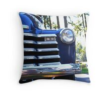Good Ol' Chevrolet Throw Pillow