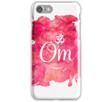 Om art print iPhone Case/Skin