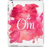 Om art print iPad Case/Skin