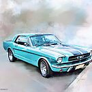 Mustang by © Helen Chierego