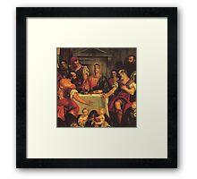Gucci da Savior Framed Print