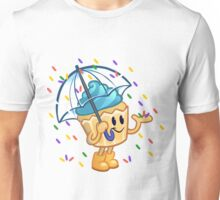 It's Sprinkling Outside Unisex T-Shirt