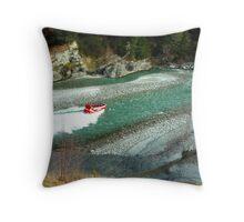 Howzzatt!!  (Queenstown NZ) Throw Pillow