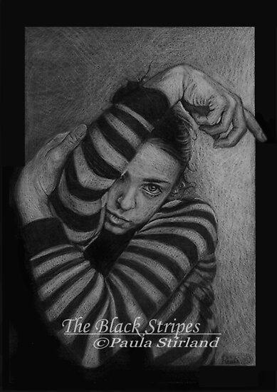 The Black Stripes by Paula Stirland