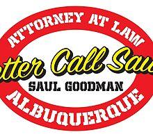 Better Call Saul by Cotza