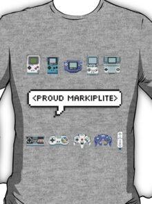 MARKIPLIER - PROUD MARKIPLITE T-Shirt