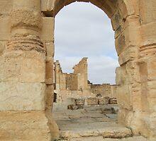 Through the Archway by DeborahDinah