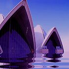 SOLVED- Sydney Opera House by Julia Mainwaring-Berry