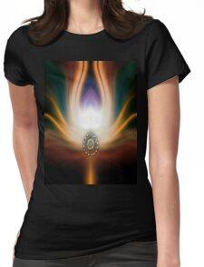 Seed of Life Womens Fitted T-Shirt