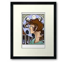 Harry Potter - Remus Lupin  Framed Print