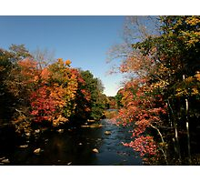 New Hampshire Foliage 2008 #6 Photographic Print