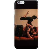 acro love iPhone Case/Skin