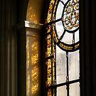 Sun Through Liquid Glass by Lila Alias