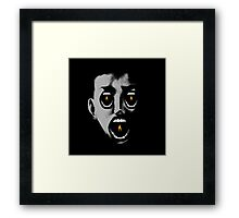 trichotomy Framed Print