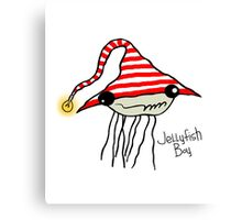 Jellyfish Boy Canvas Print