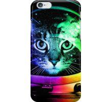 Cosmic Kitty iPhone Case/Skin
