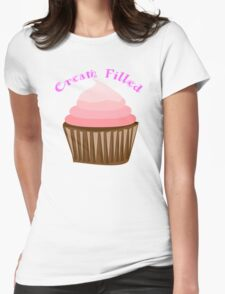 Iskybibblle Products/ Cream Filled T-Shirt