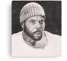 Tyreese Canvas Print
