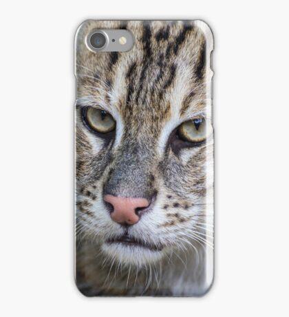 Fishing Cat iPhone Case/Skin