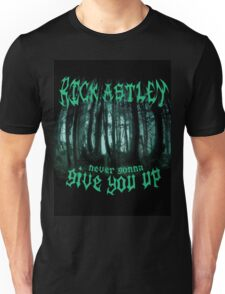 Never Gonna Give You Up - Rick Astley Unisex T-Shirt