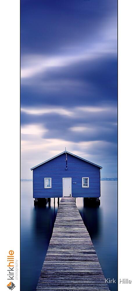 Matilda Bay Vertical  by Kirk  Hille