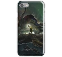 Sea Monster iPhone Case/Skin