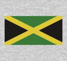 Jamaican Flag - Jamaica T-Shirt Kids Clothes