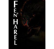 Fen'Harel - Tarot Card Photographic Print