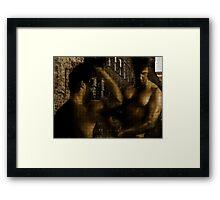Gods Of Olympus Framed Print