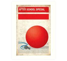 Supernatural 4x13 - After School Special Art Print