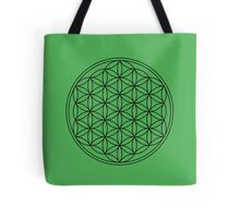 The flower of life Tote Bag