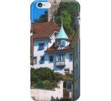 Luzern Street 2 iPhone Case/Skin