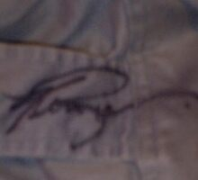 my jacket autographed by Derren Brown june 2007 by lollipopgirl