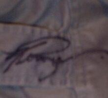 my jacket autographed by Derren Brown june 2007 by lollipopgirl