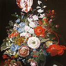 copy of Rachel Ruysch by pucci ferraris