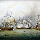 naval battle   by pucci ferraris