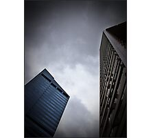 Corporate Giants - SYDNEY NSW AUSTRALIA Photographic Print