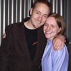 Derren Brown & me april 11th 2005 salford by lollipopgirl