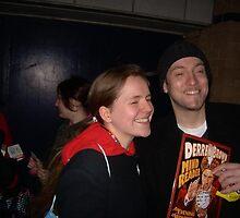 Derren Brown & me march 7th 2008 grimsby by lollipopgirl