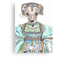 Holly the Humble Hopping Mouse Canvas Print