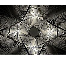 Modern Hoarfrost Photographic Print