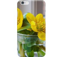 Spring is Yellow iPhone Case/Skin