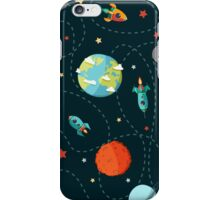 Space Adventure iPhone Case/Skin