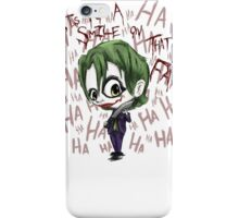 Little Joker iPhone Case/Skin