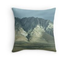 """Jagged"" Throw Pillow"