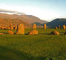 Castlerigg Stone Circle by WatscapePhoto