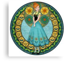 Princess Anna - Spring Canvas Print