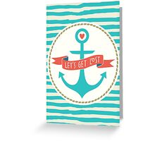 Marine Collection Greeting Card