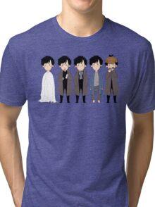 sherlocks Tri-blend T-Shirt